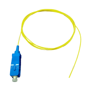 Extensão / PigTail Óptico Simplex SM SC/UPC 1m – 0,9mm