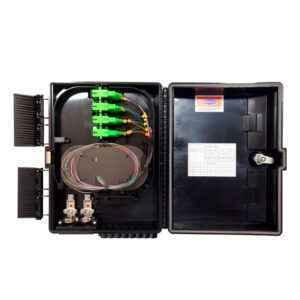 Caixa de Atendimento Block Type Montada SC/APC